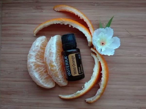 Дикий апельсин 1